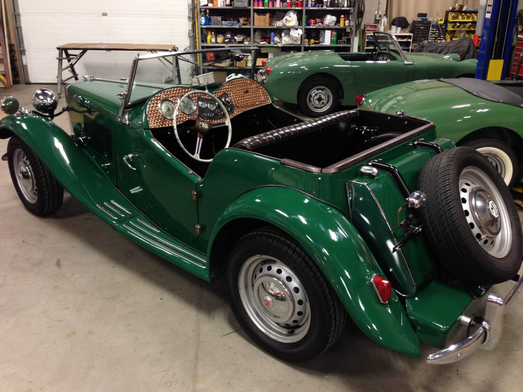 1952 MGTD, great car at a great price!