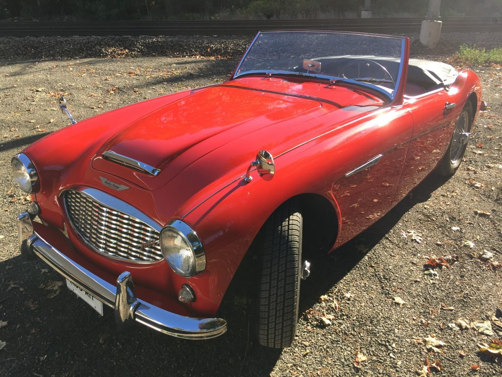 Excellent 1960 Austin Healey 3000 Mark 1 BT7 for sale