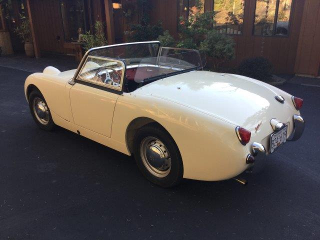 1960 Bugeye Sprite for sale, exceptional and beautifully restored!