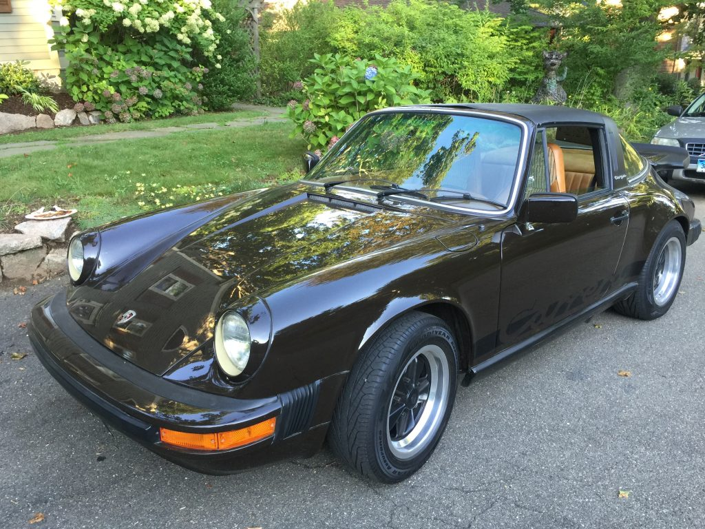 Porsche 911 SC Targa for sale-1978 with just 65k miles!