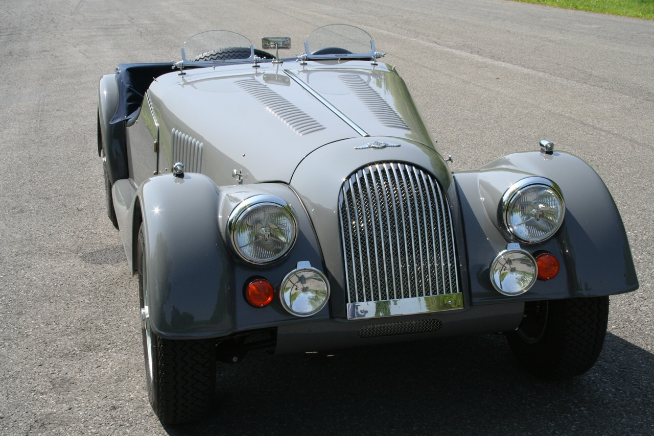 1970 Morgan SUPER Plus 8 for sale, modified, improved, blissful ...