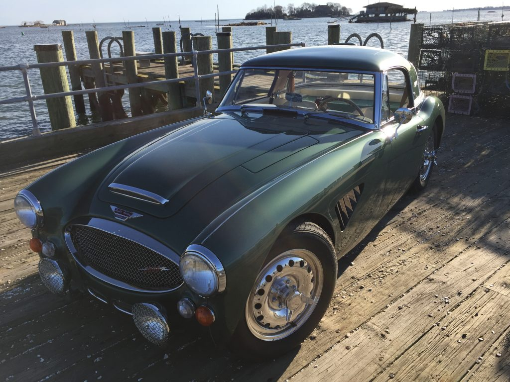 Stunning custom 1967 Austin Healey 3000 MK3 BJ8 for sale