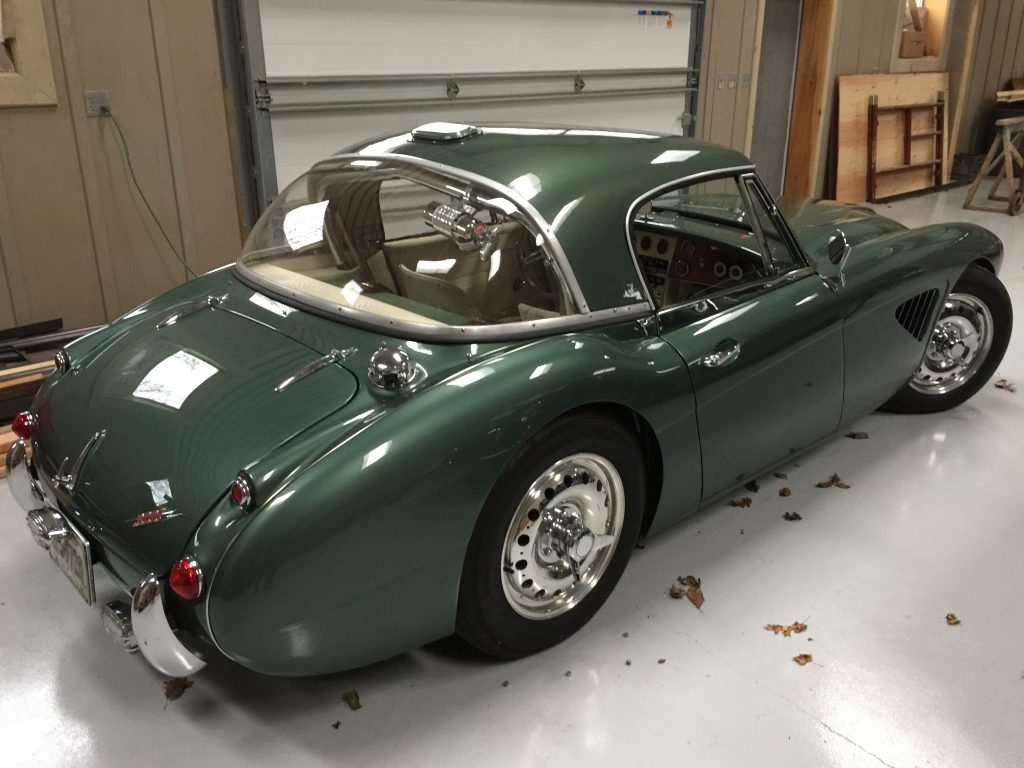 Custom Works Tribute! 1967 Austin Healey 3000 MK3 BJ8 for sale