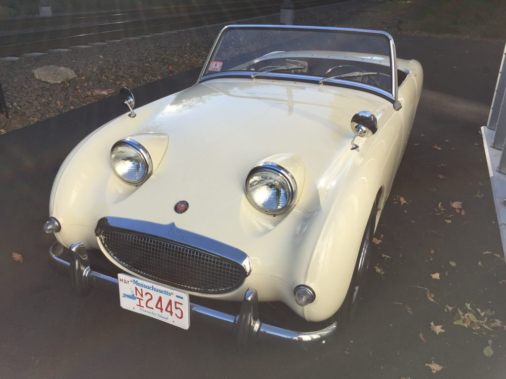 Restored 1960 Bugeye Sprite for sale