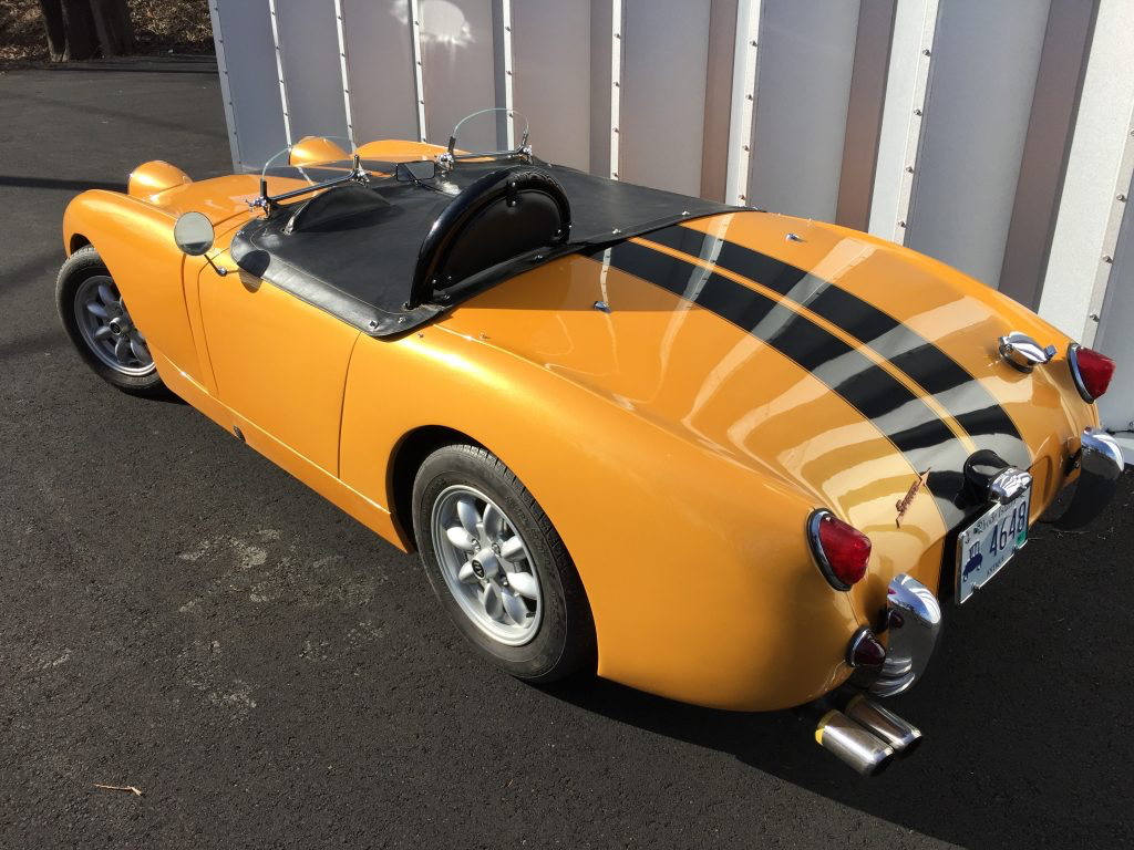 1960 Bugeye Sprite for sale-The Bee's Knees!