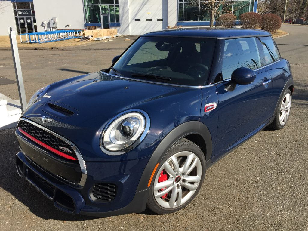 2018 Mini Cooper S JCW for sale, in Mint condition with just 7000 miles