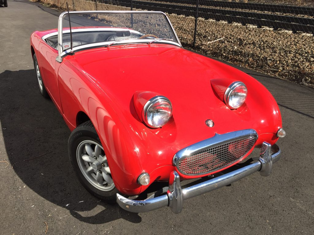 1960 Bugeye Sprite driver for sale