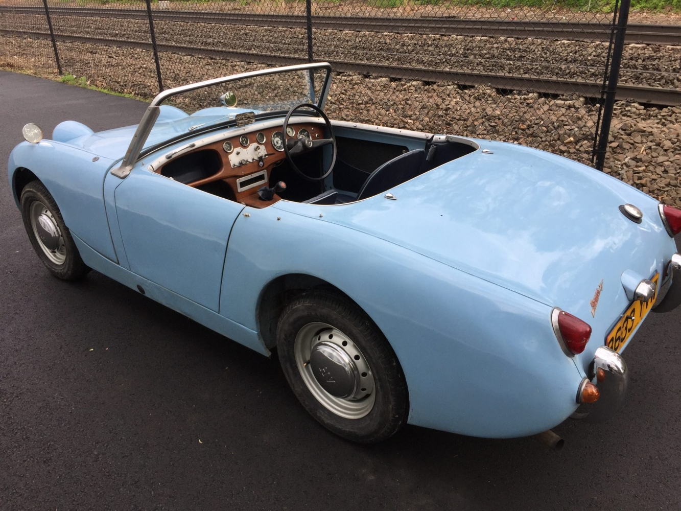 Right Hand Driver 1960 Bugeye Sprite for sale