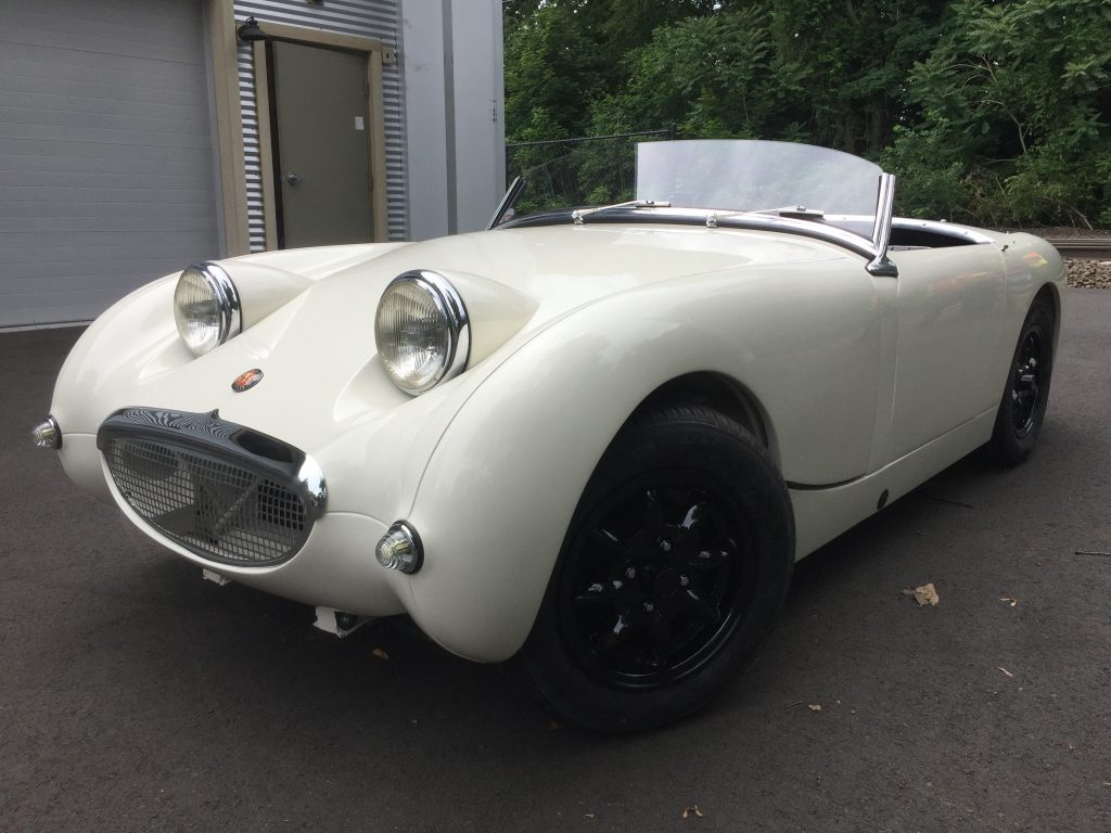 Fantastic restored 1960 Austin Healey Bugeye Super Sprite for sale