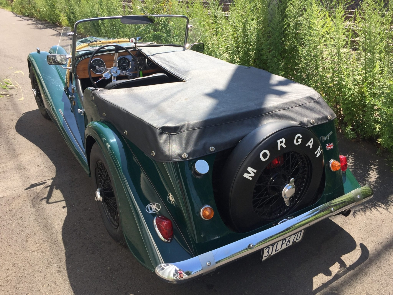 1965 Morgan Plus Four / +4 for Sale