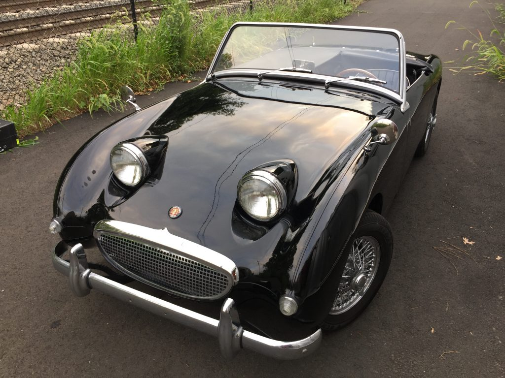 Awesome restored 1960 Austin Healey Bugeye Sprite for sale