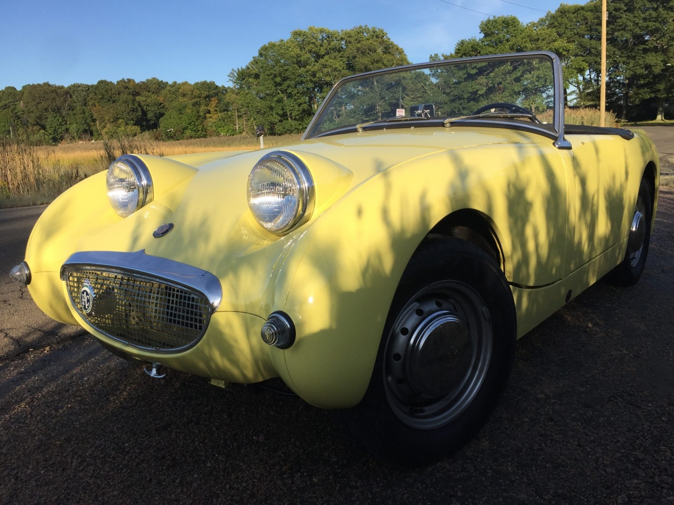 1958 bugeye sprite for sale
