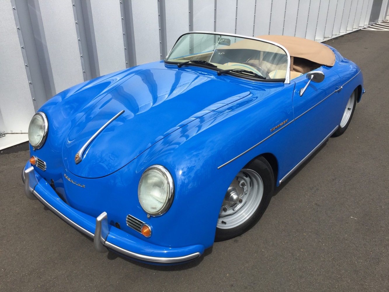 Vintage Speedster for sale